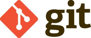 Git logo.